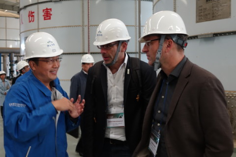 SUSTAINABLE TRANSFORMATION IN CHINA