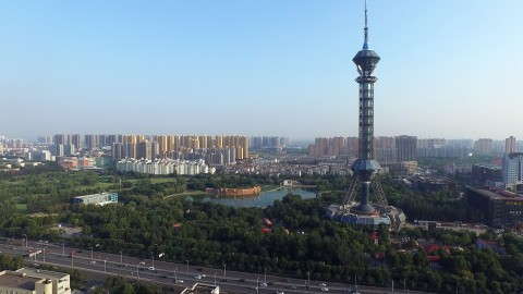 Yuhua, Shijiazhuang, China