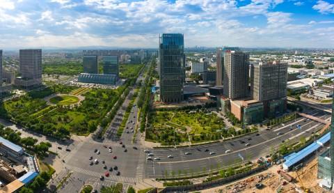 E-Town, Beijing, China